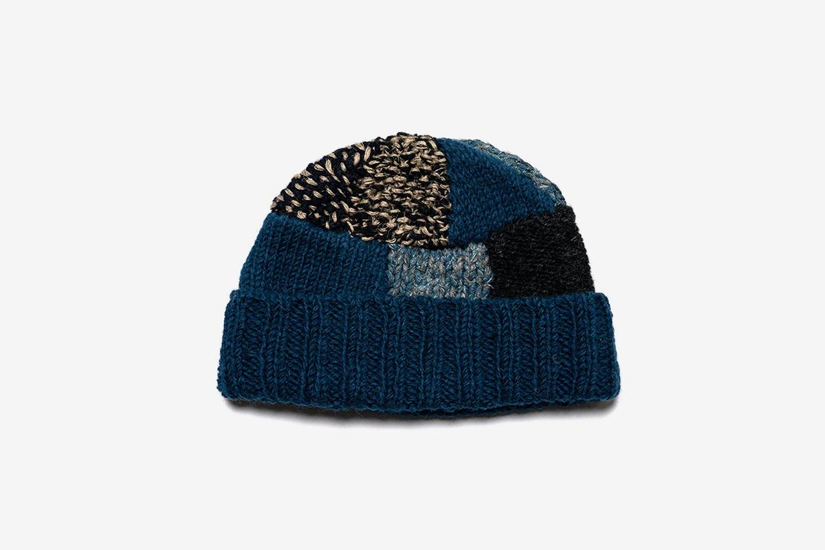 Hand Knit Tugihagi Cap