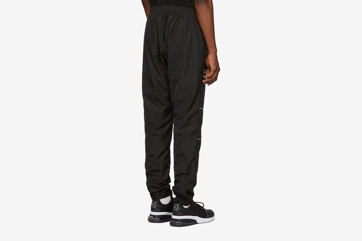 Nylon 3M Track Pants