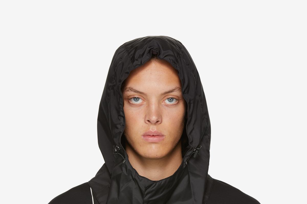 Nylon Hood
