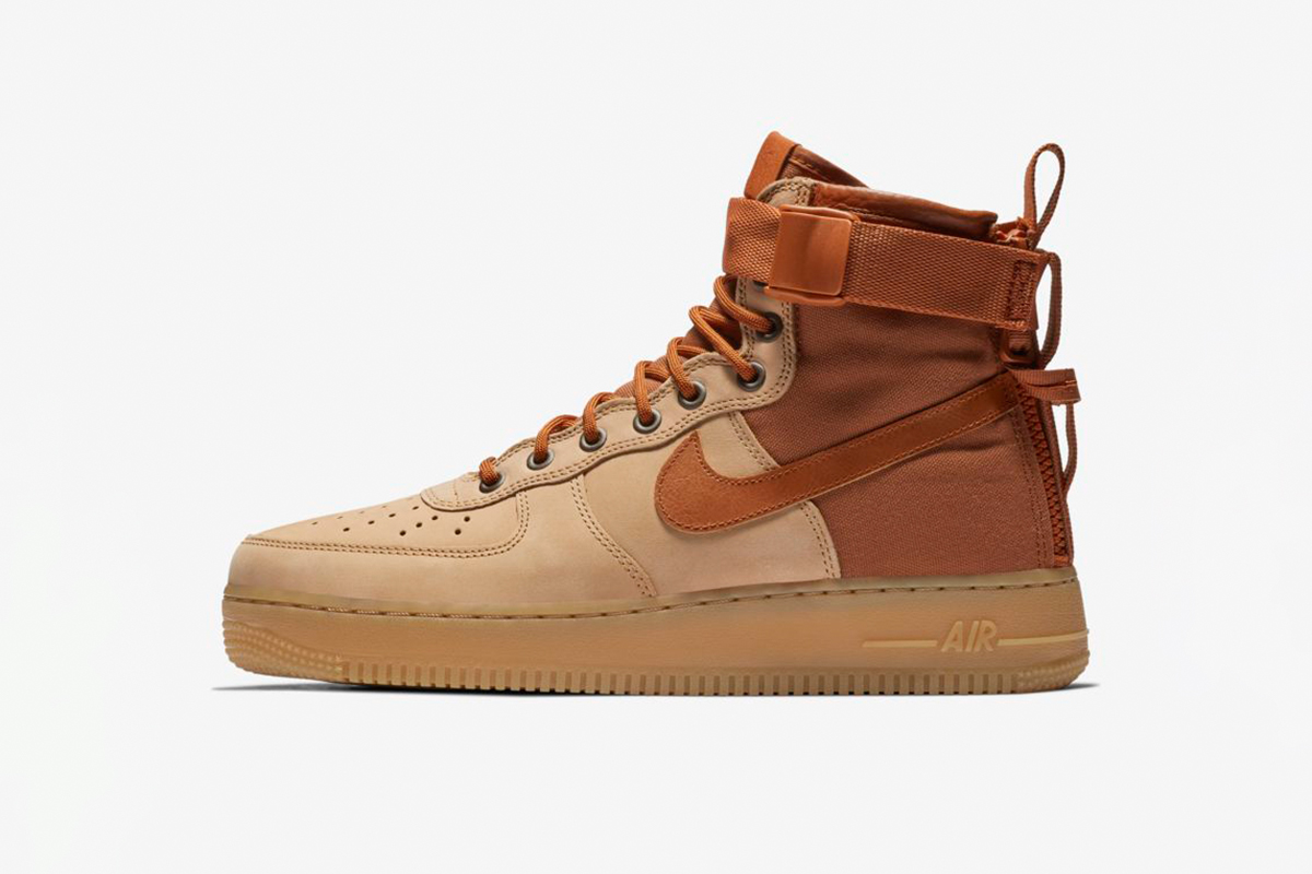 SF Air Force 1 Mid Premium