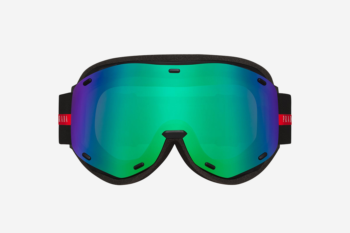 Linea Rossa Ski Goggles