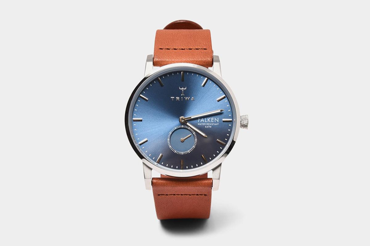 Blue Ray Falken Watch
