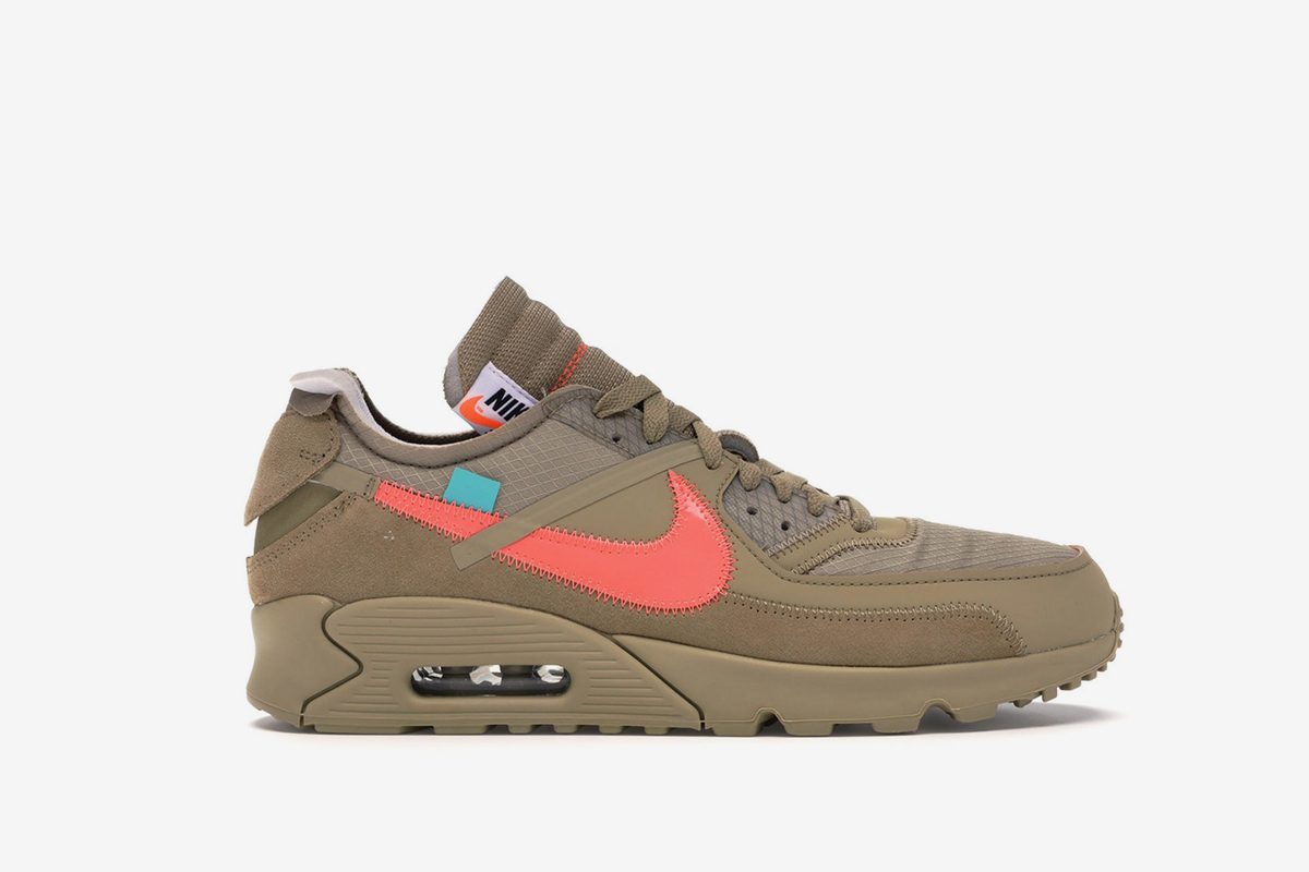 8acd335a994 Nike x OFF-WHITE Air Max 90 Pack   Cop Now at StockX