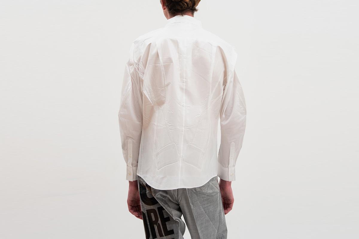 2D Packed 3D Cutting Shirt