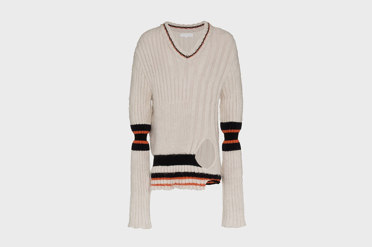 Mohair Wool Jumper