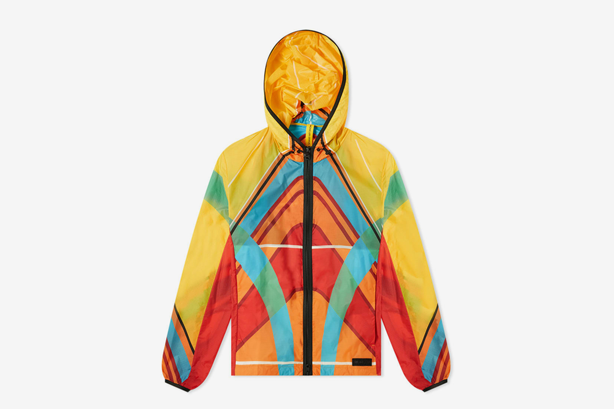 Ripstop Flag Jacket