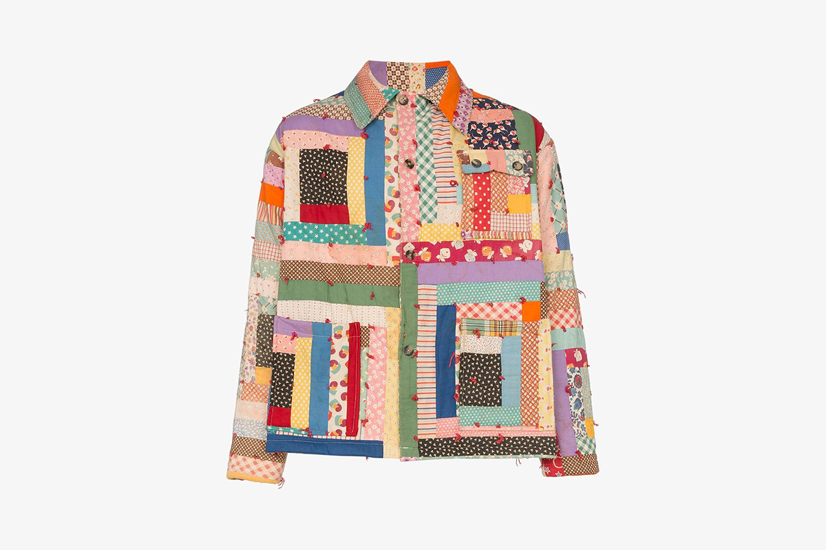 1930 Patchwork Jacket
