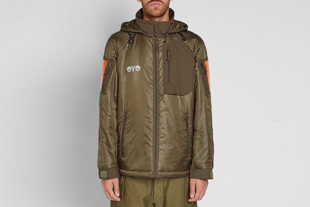 Eye Hi-Loft Jacket