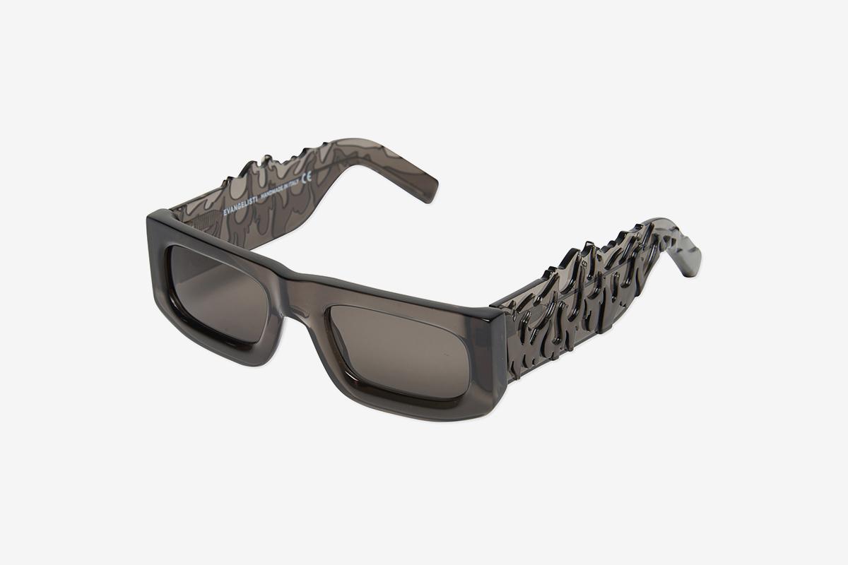Drop1 Sunglasses Smoked Black