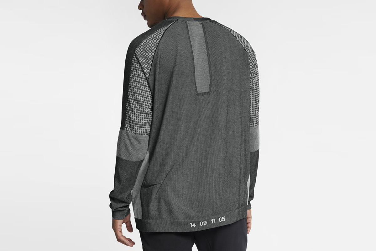 Tech Pack Men's Long-Sleeve Knit Top