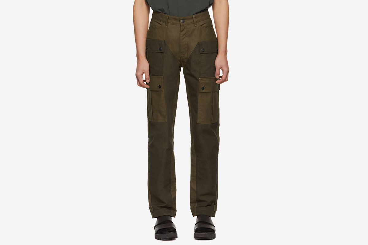Waterproof Cargo Pants