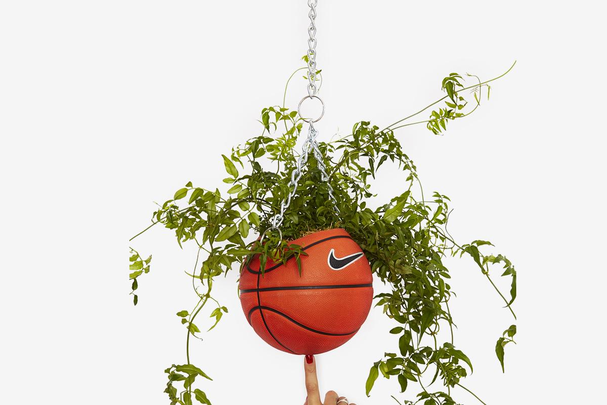 Basketball Planter