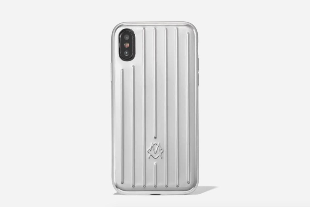 iPhone XS Aluminium Groove Case