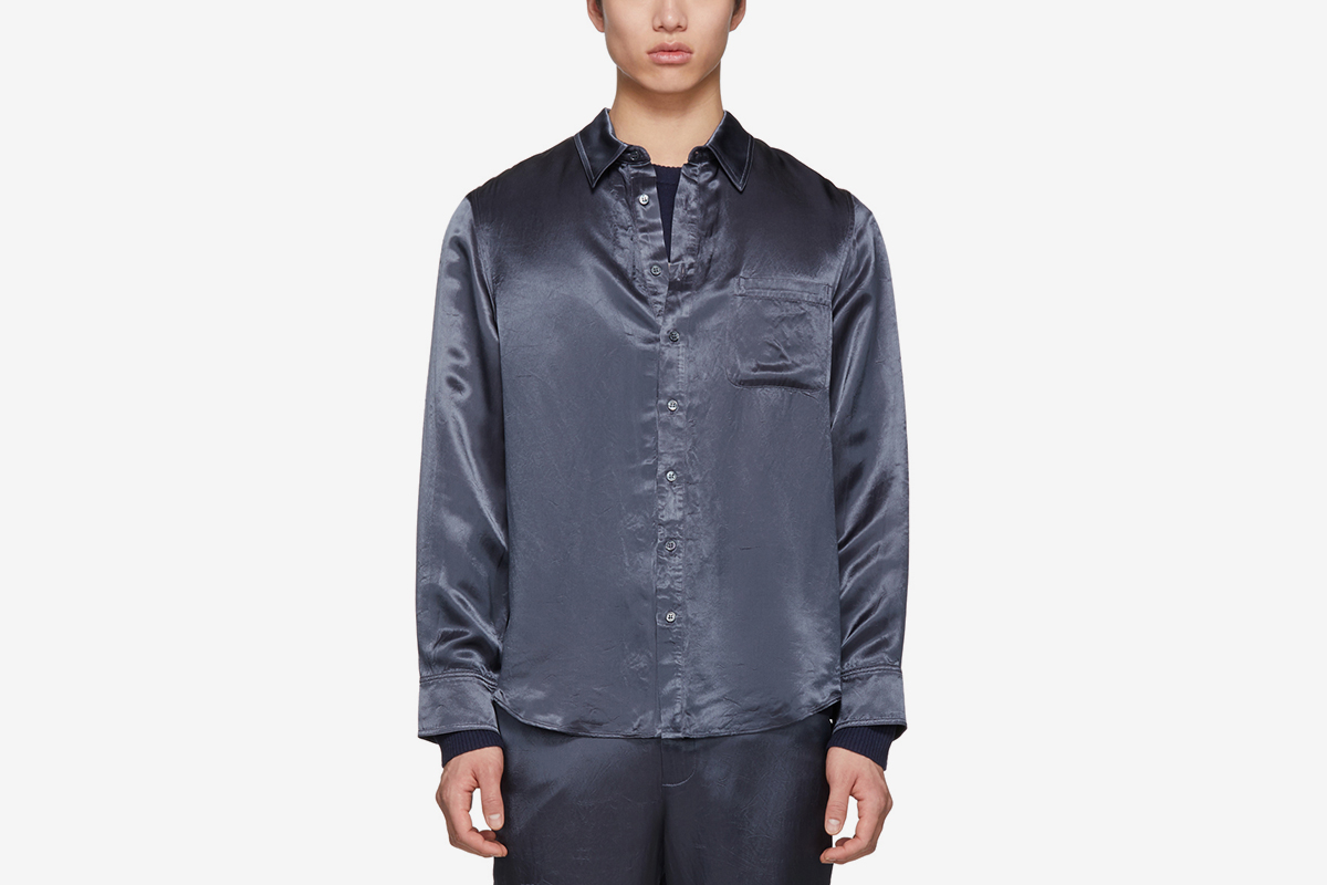 Satin Shirt