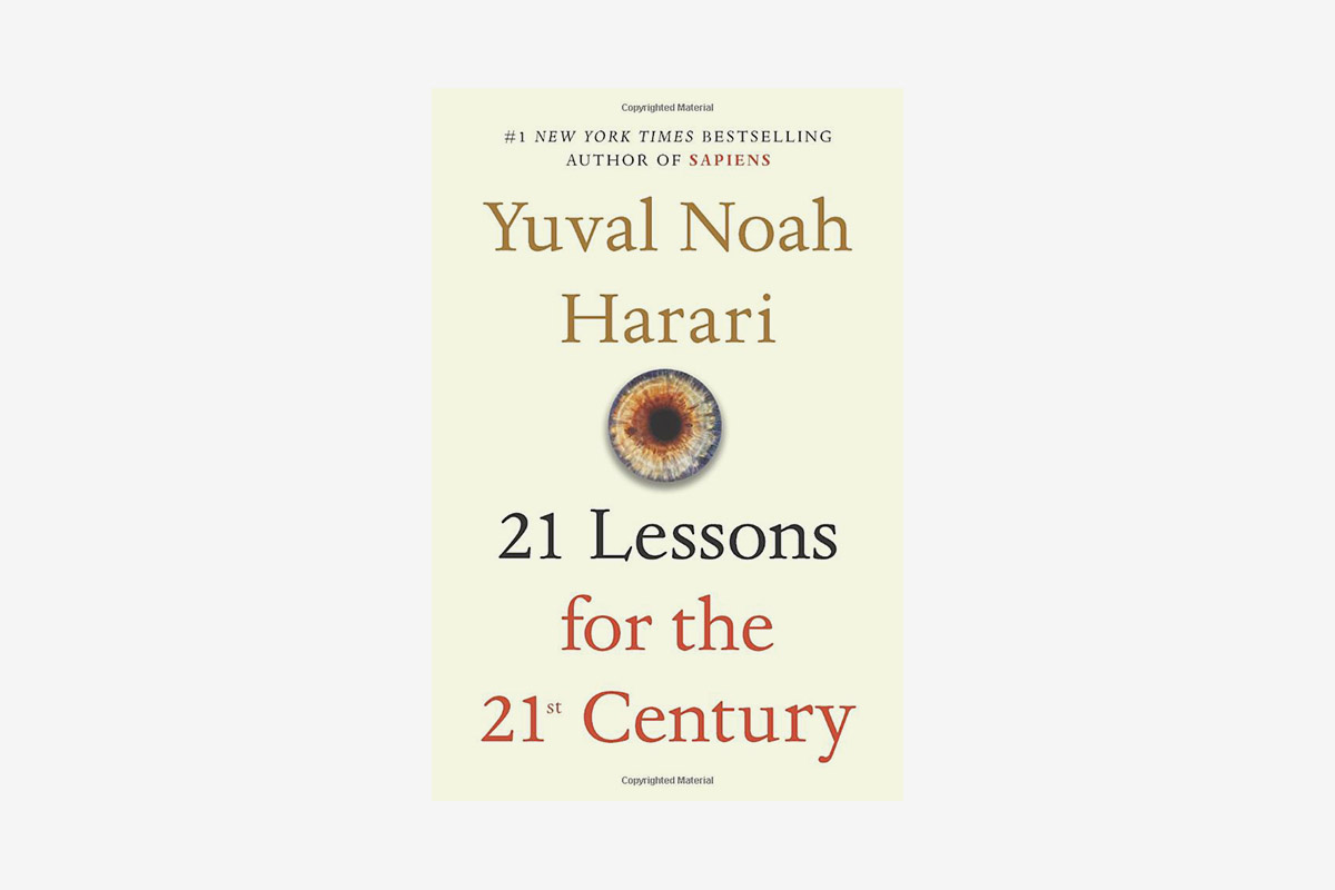 21 Lessons for the 21st Centur