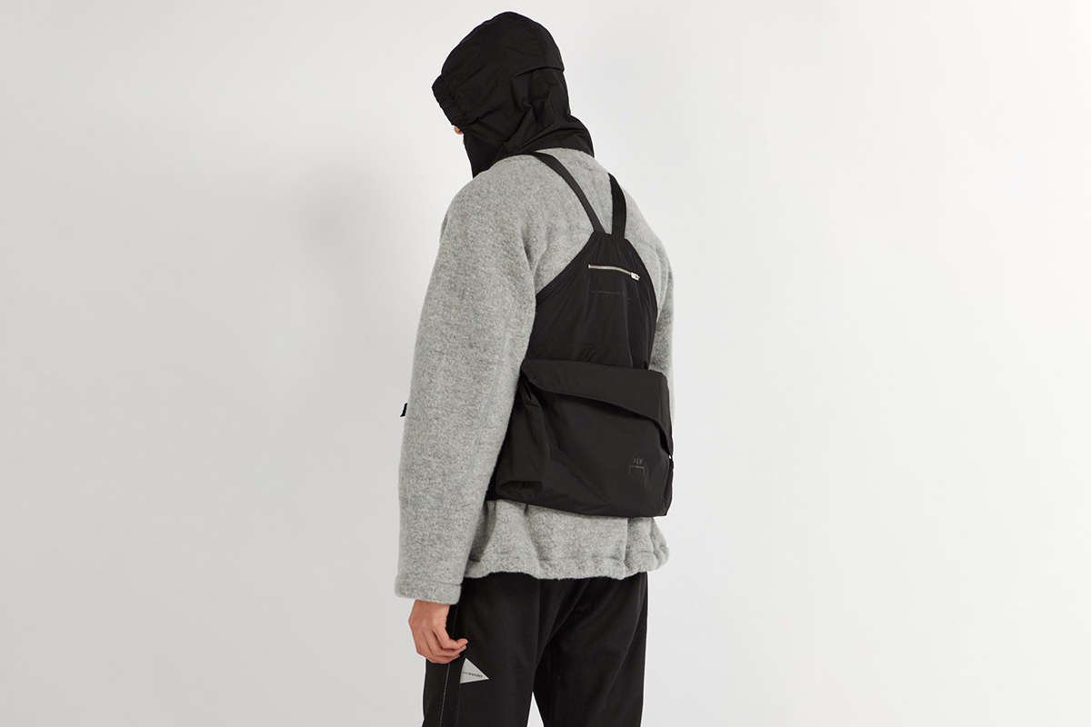 Technical Hooded Gilet