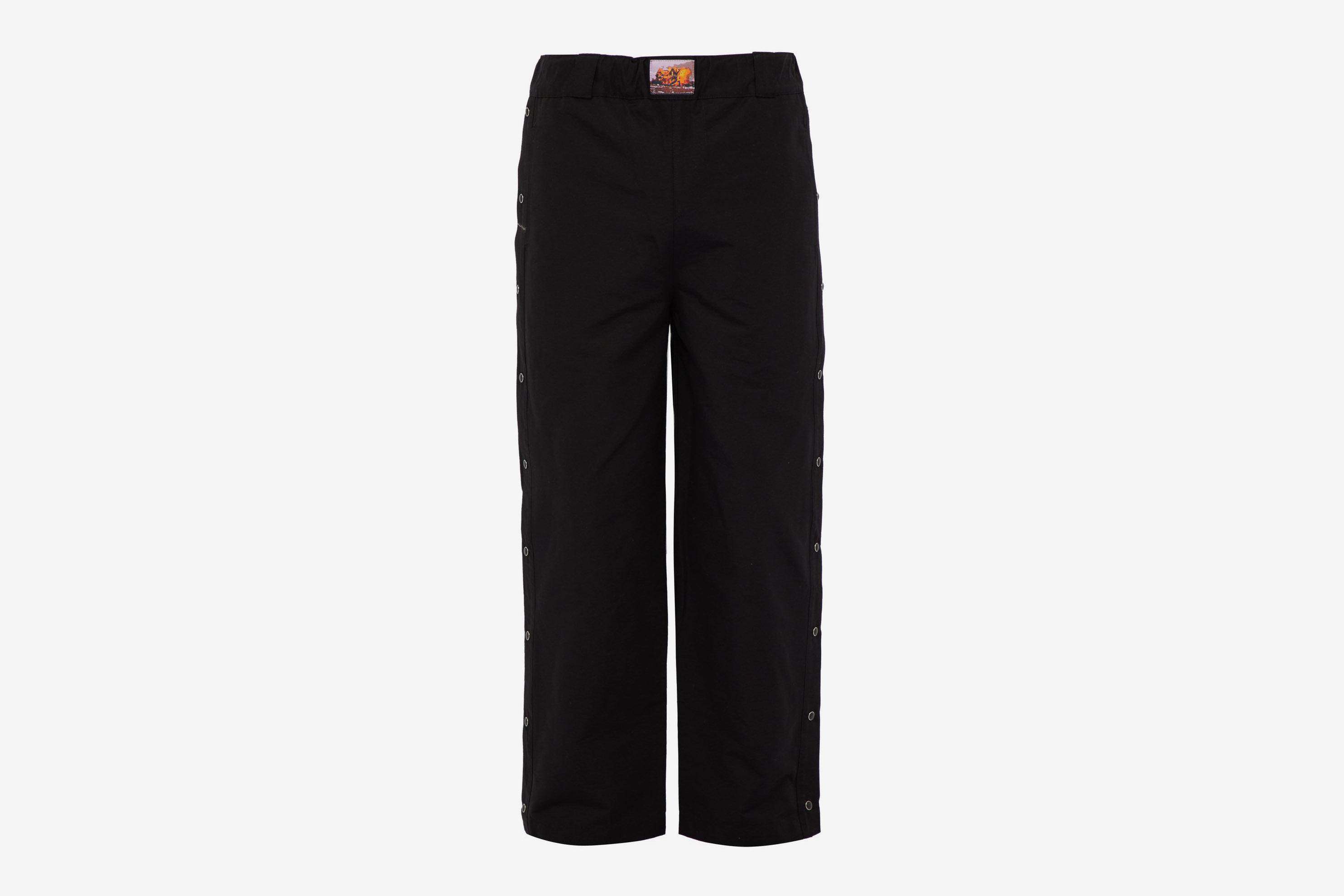 Press-Stud Trousers