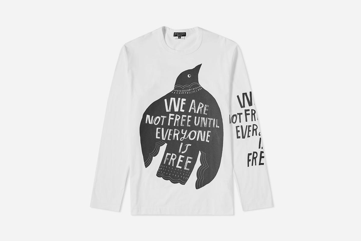 'Everyone Is Free' Tee