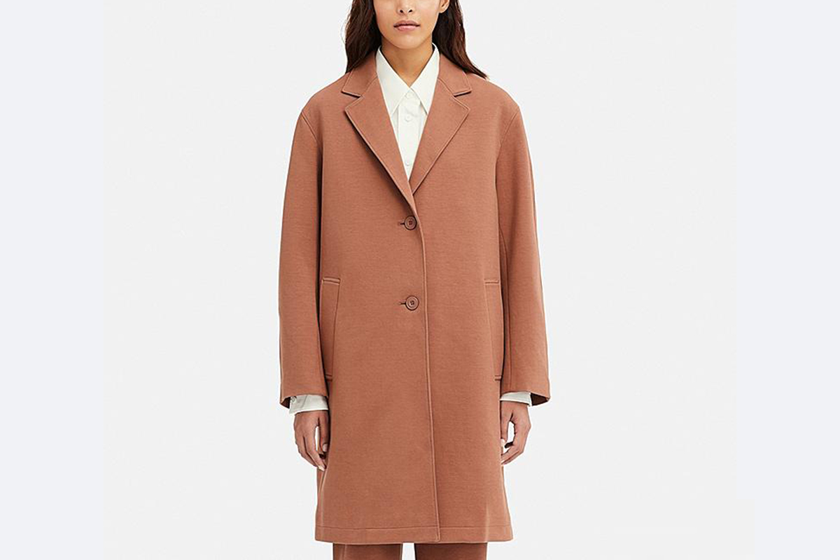 Double Face Coat