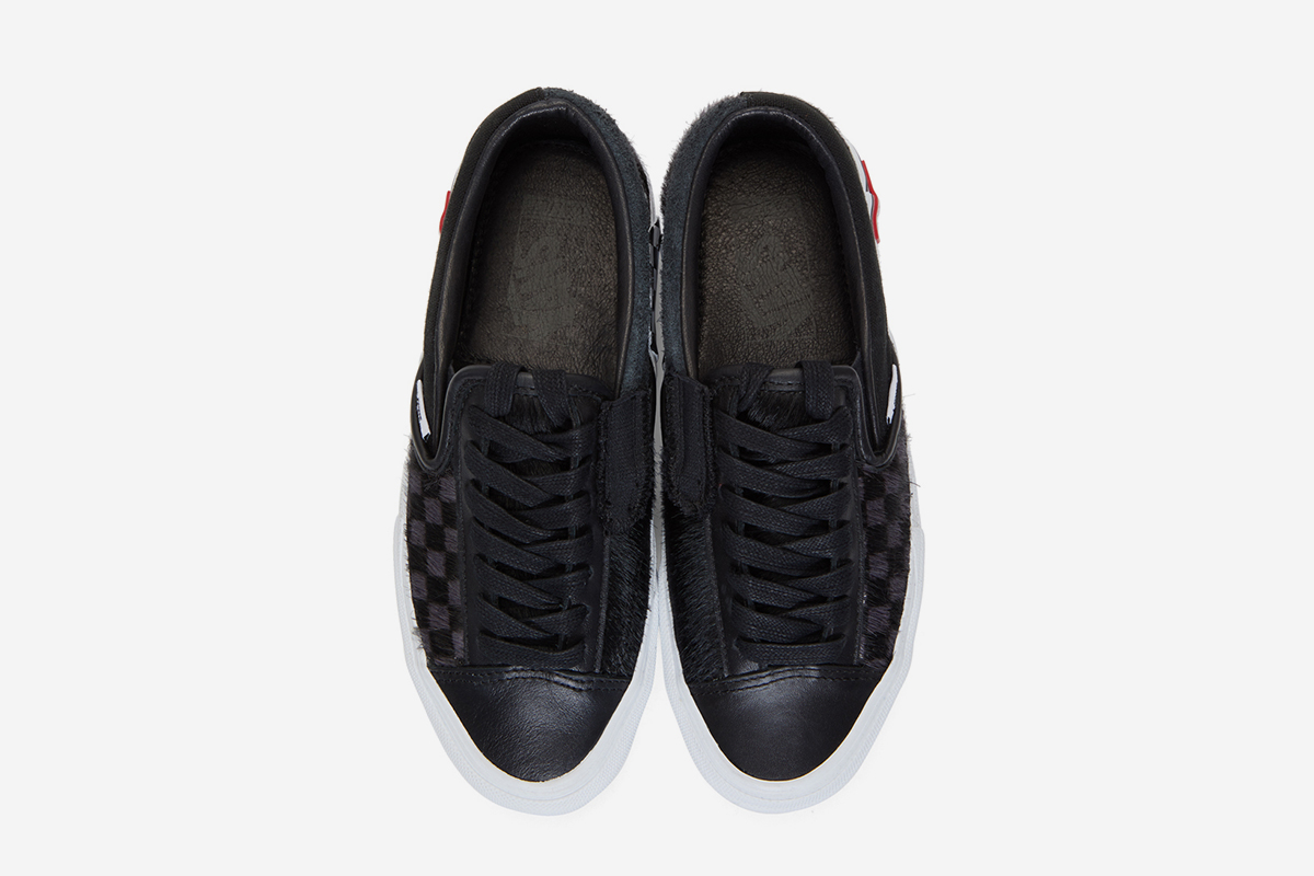 Pony Hair Slip-On Cap LX