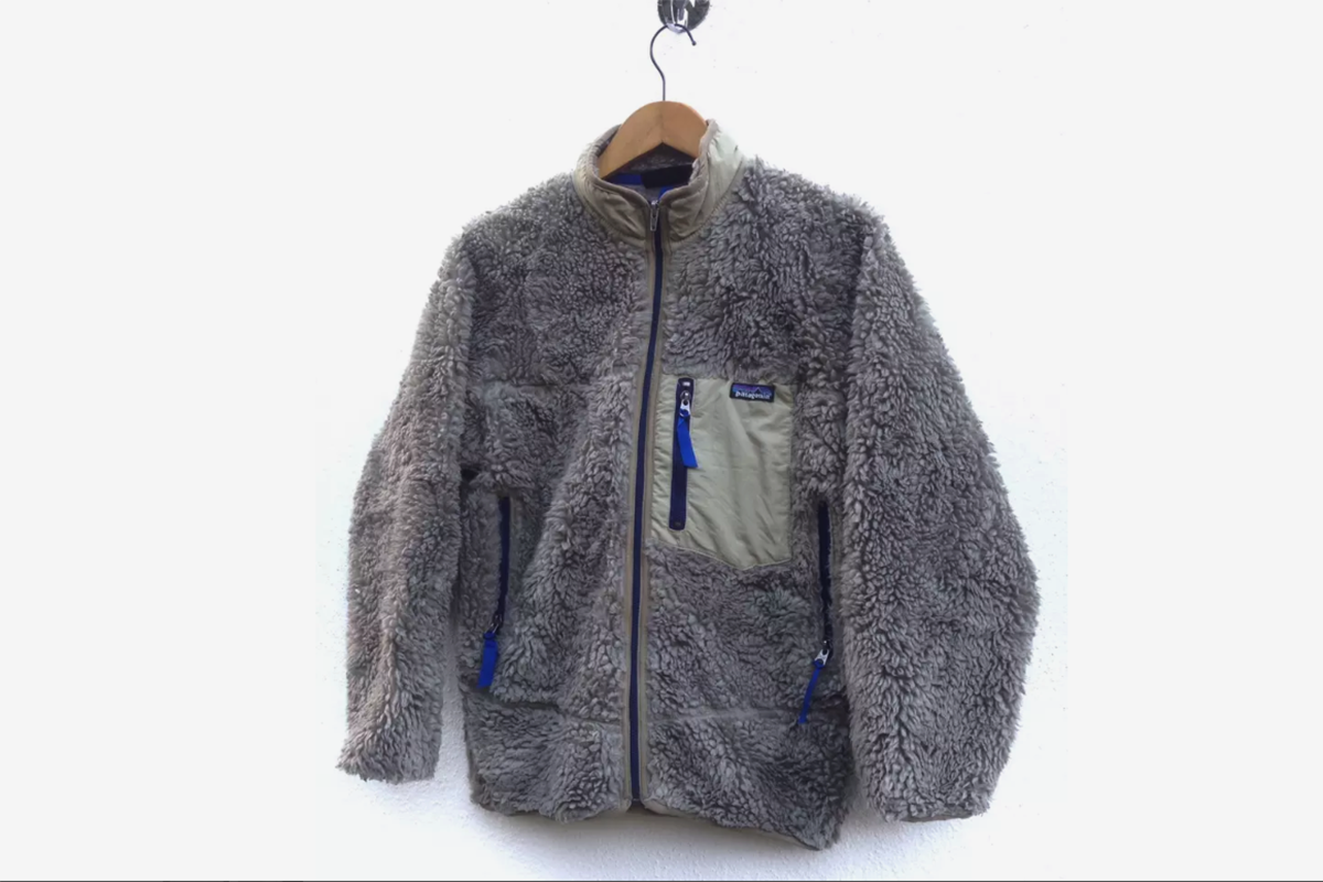 Vintage Sherpa Fleece (Used)