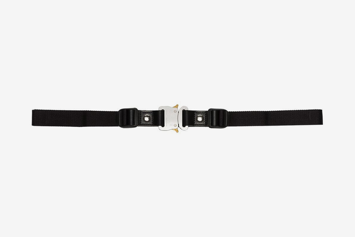 Rollercoaster Buckle Belt