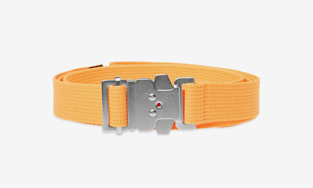 Scorpion Logo Belt