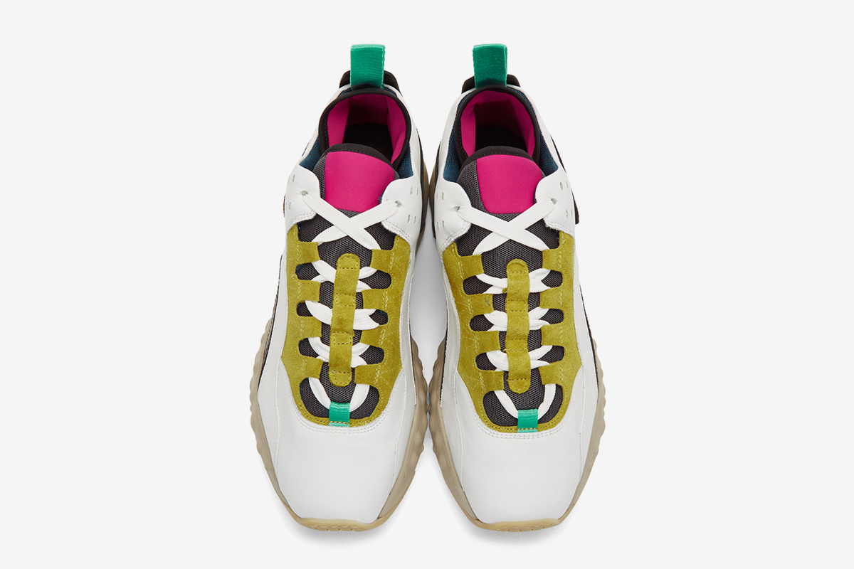 SSENSE Exclusive Rockaway Sneakers
