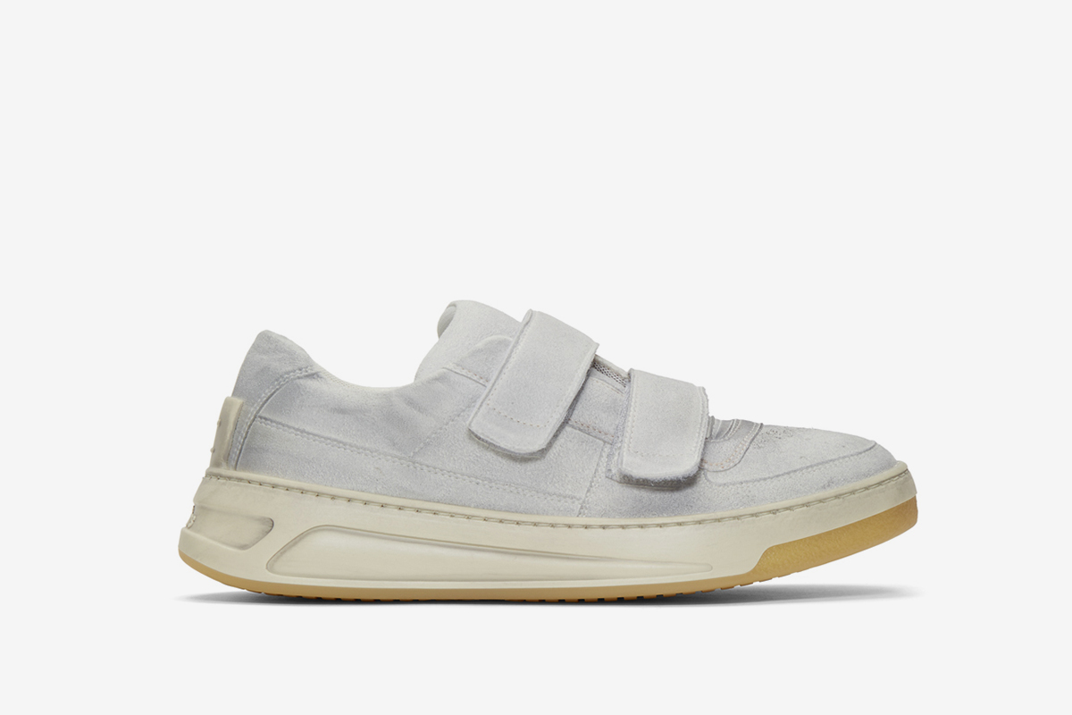 SSENSE Exclusive Overdye Perey Sneakers