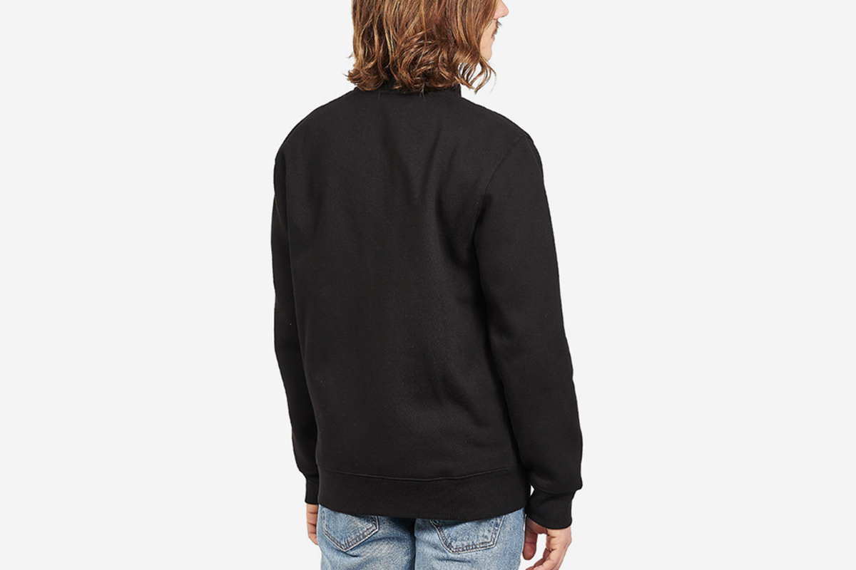 Neck Zip Sweater