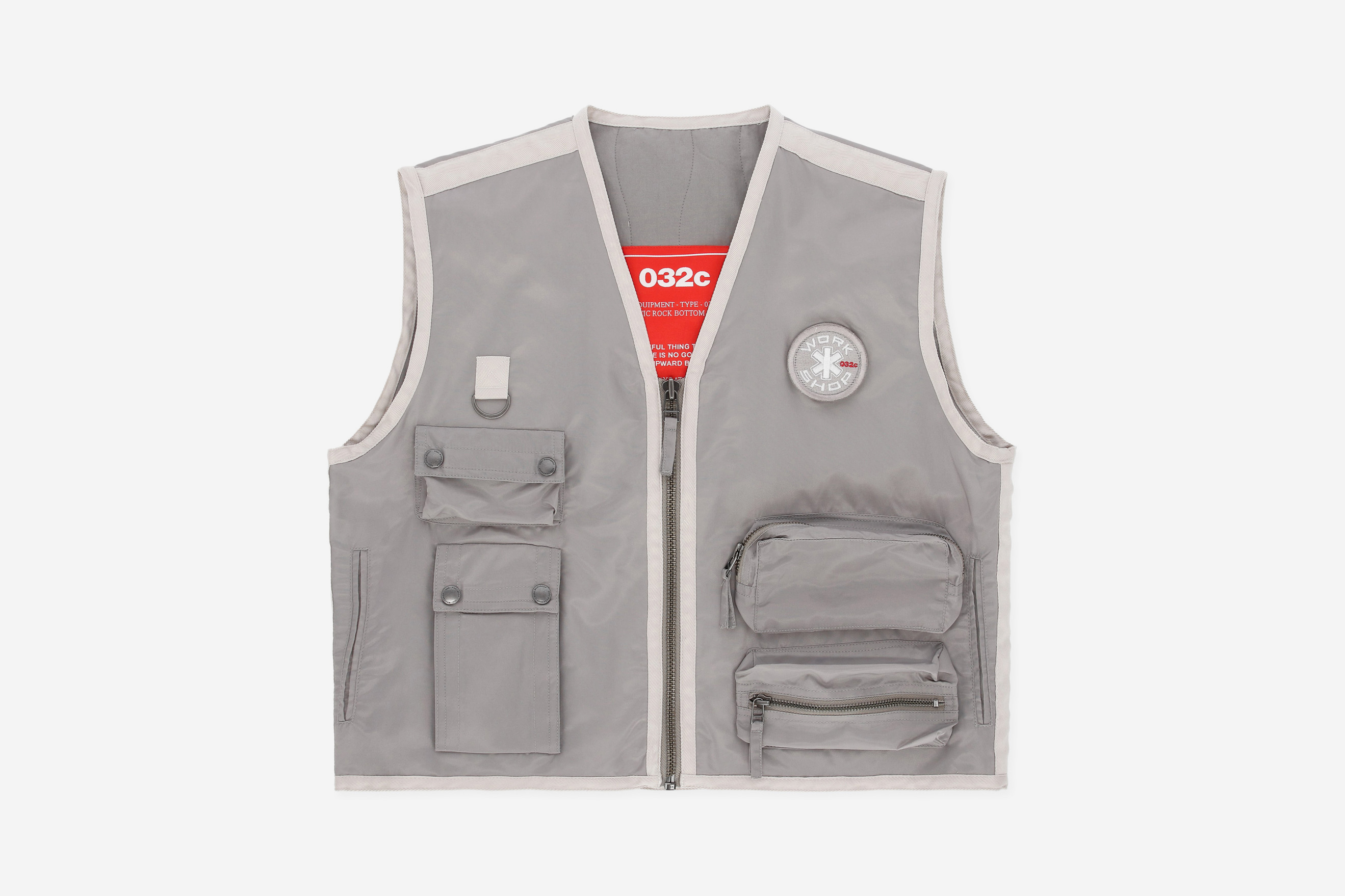 Cosmic Workshop Vest
