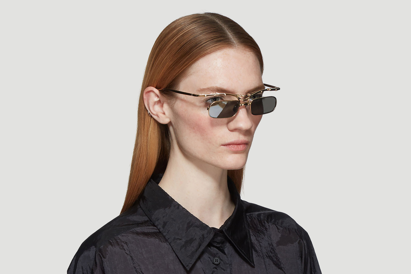 OJ2 Rectangular Sunglasses