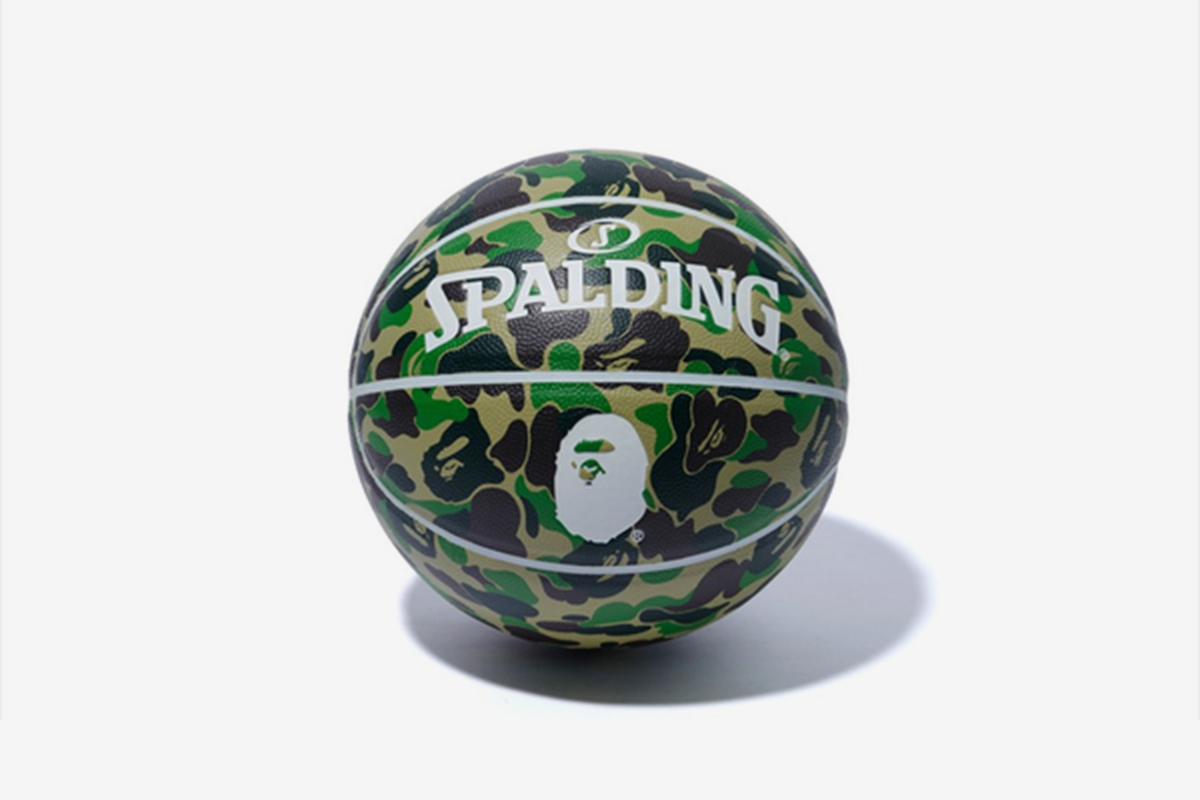 2018 Bape Spalding ABC Basketball