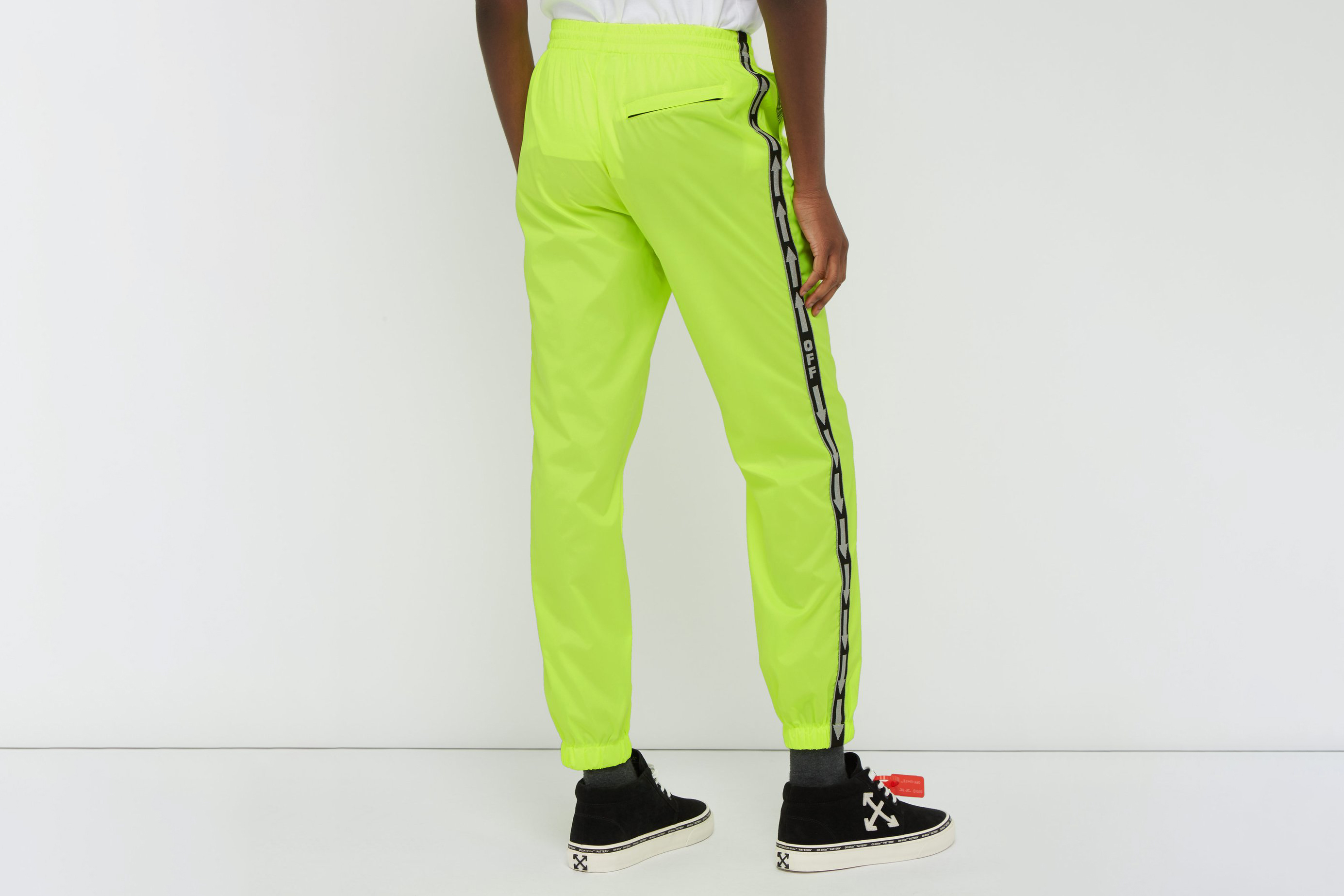 Arrow Logo Track Pants