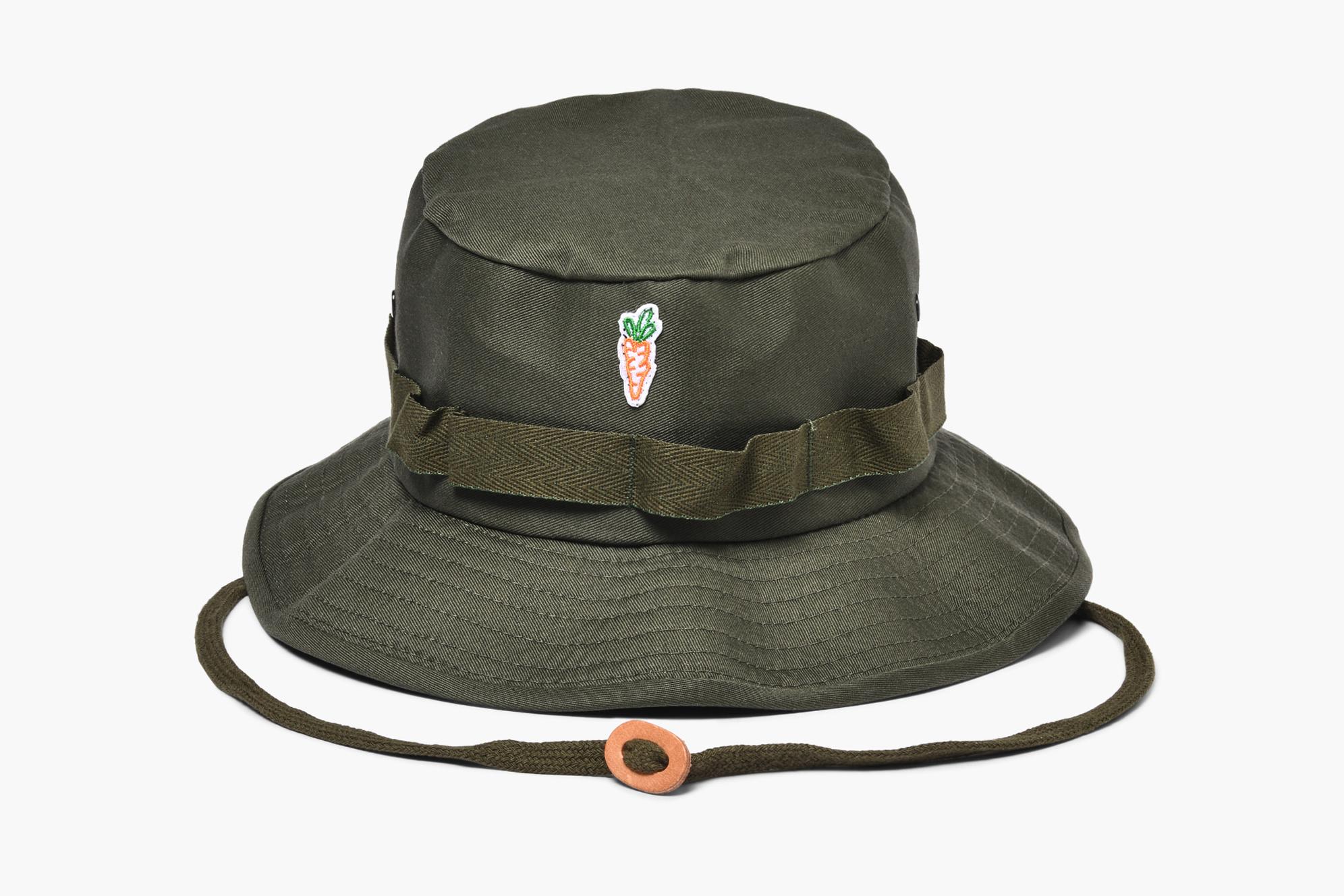 Patch Bucket Hat