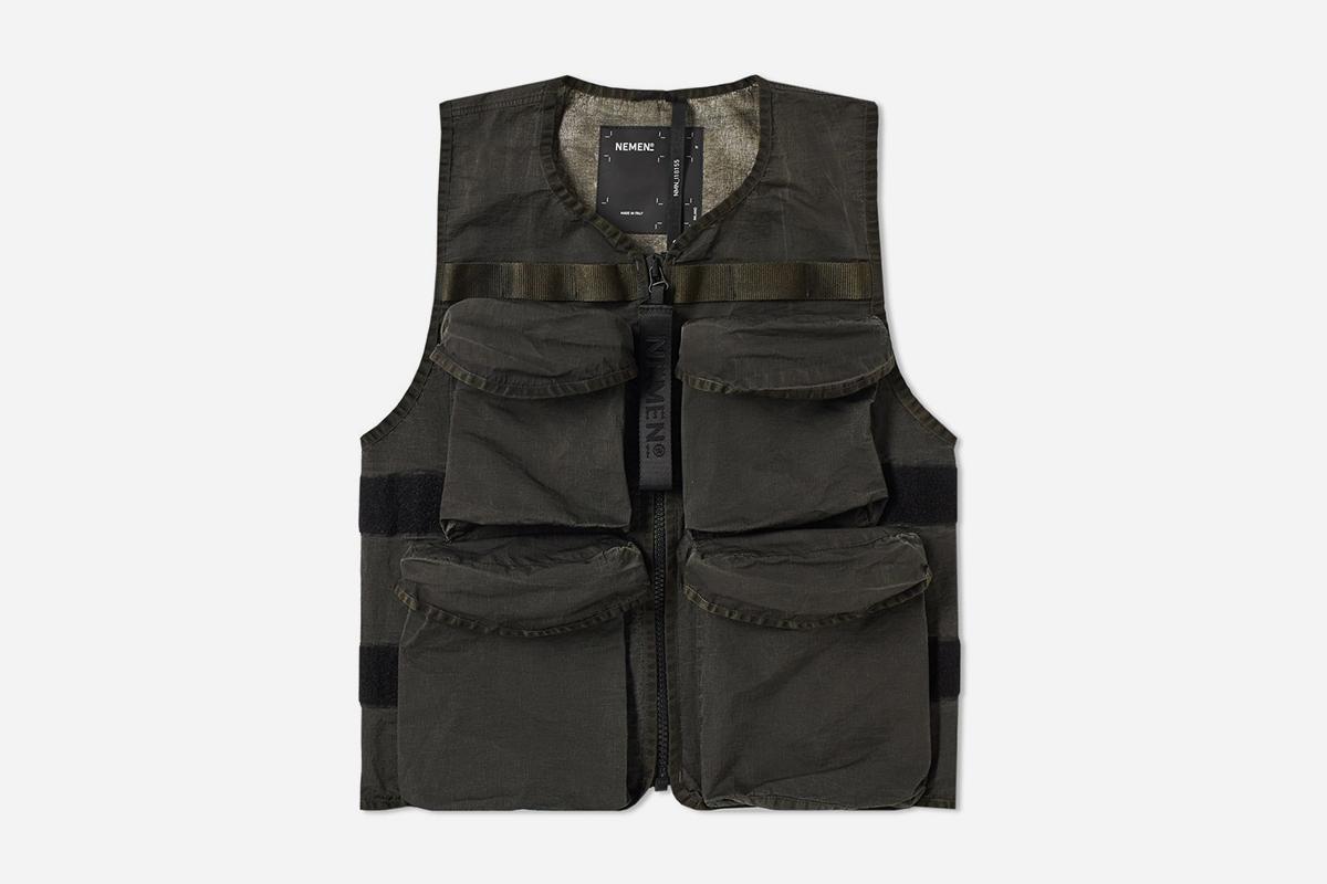 Guard Vest