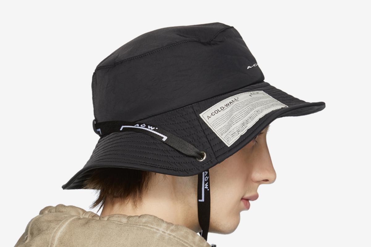 SSENSE Exclusive Logo Hat