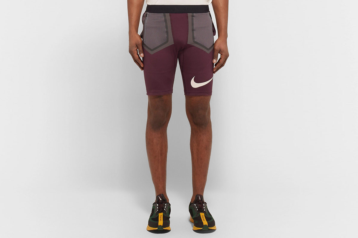 TechKnit Compression Shorts
