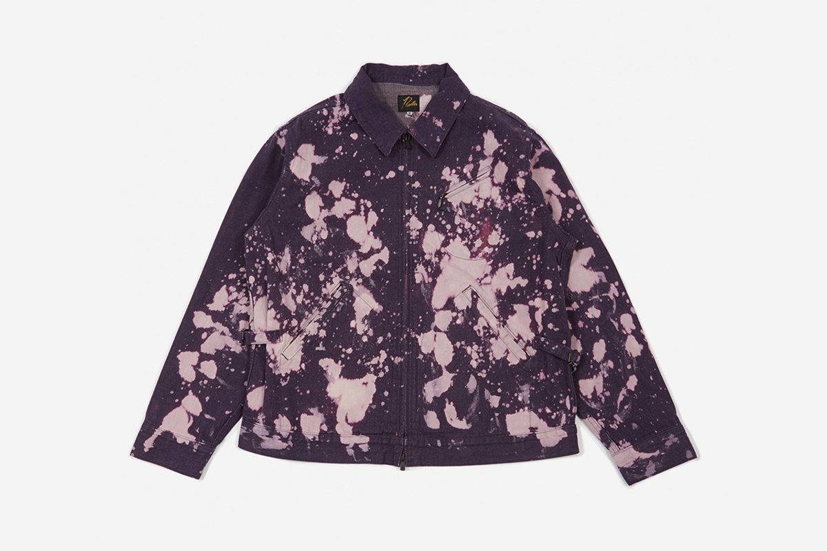 Bleached Work Jacket