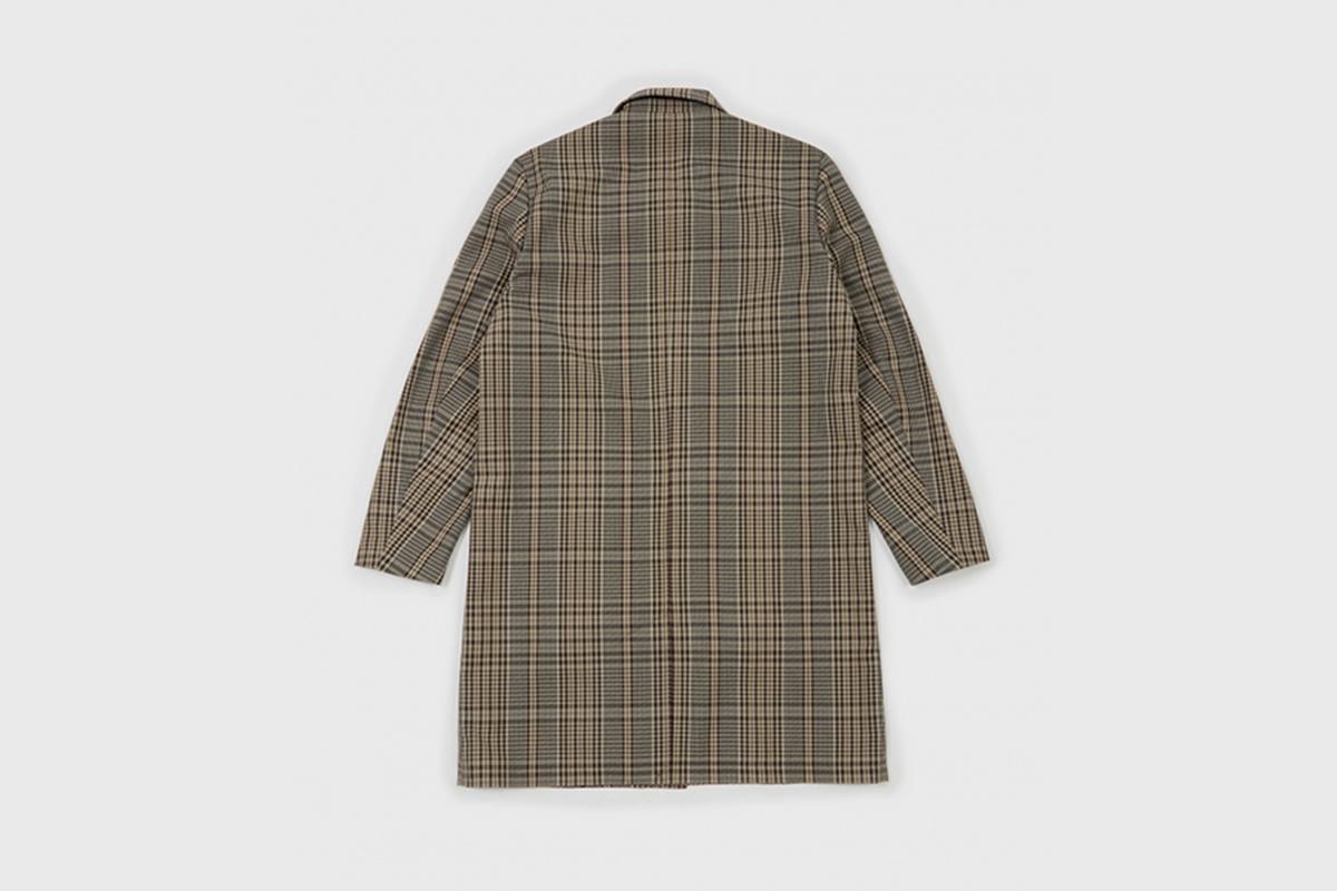 Twill Mac Coat