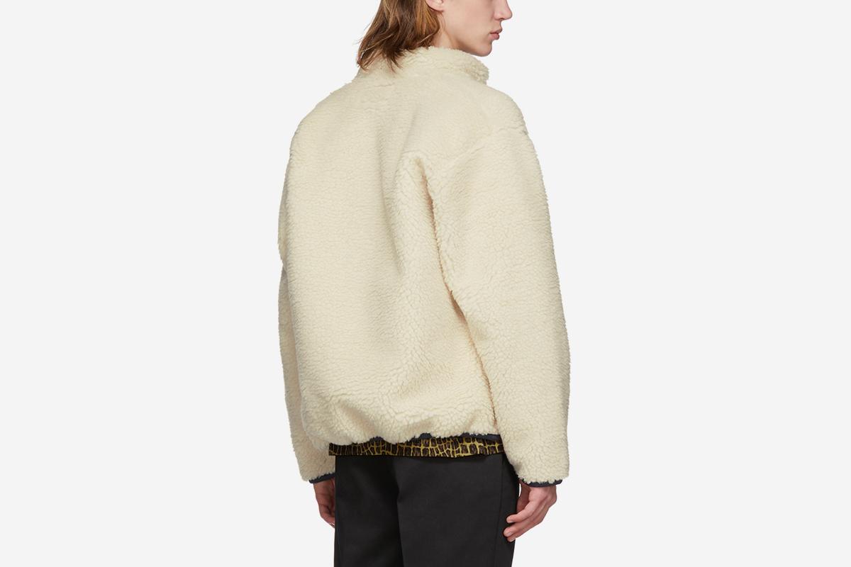 Fleece Boa Jacket