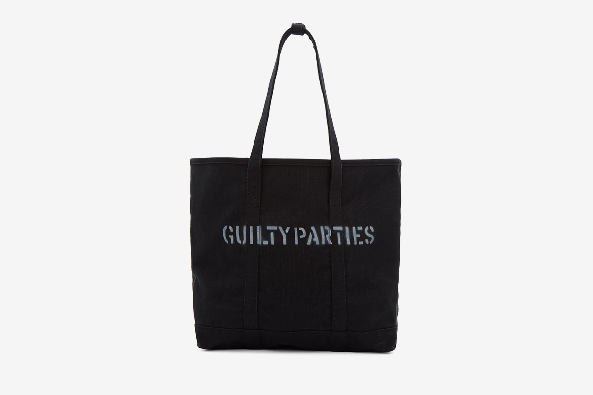 Porter Edition Washed Canvas Tote
