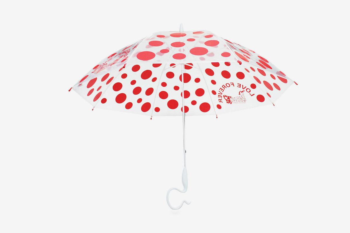 Yayoi Kusama Love Forever Dots Umbrella