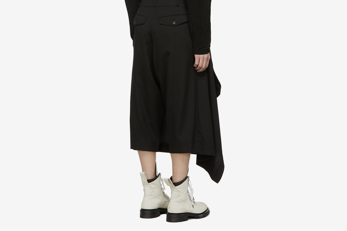 Skirt Trousers