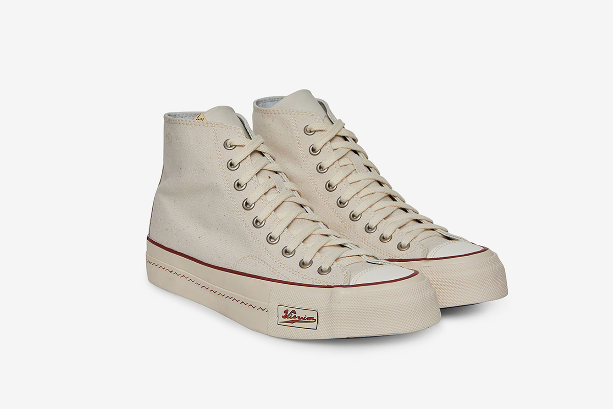 Skagway Hi Patten High Sneakers