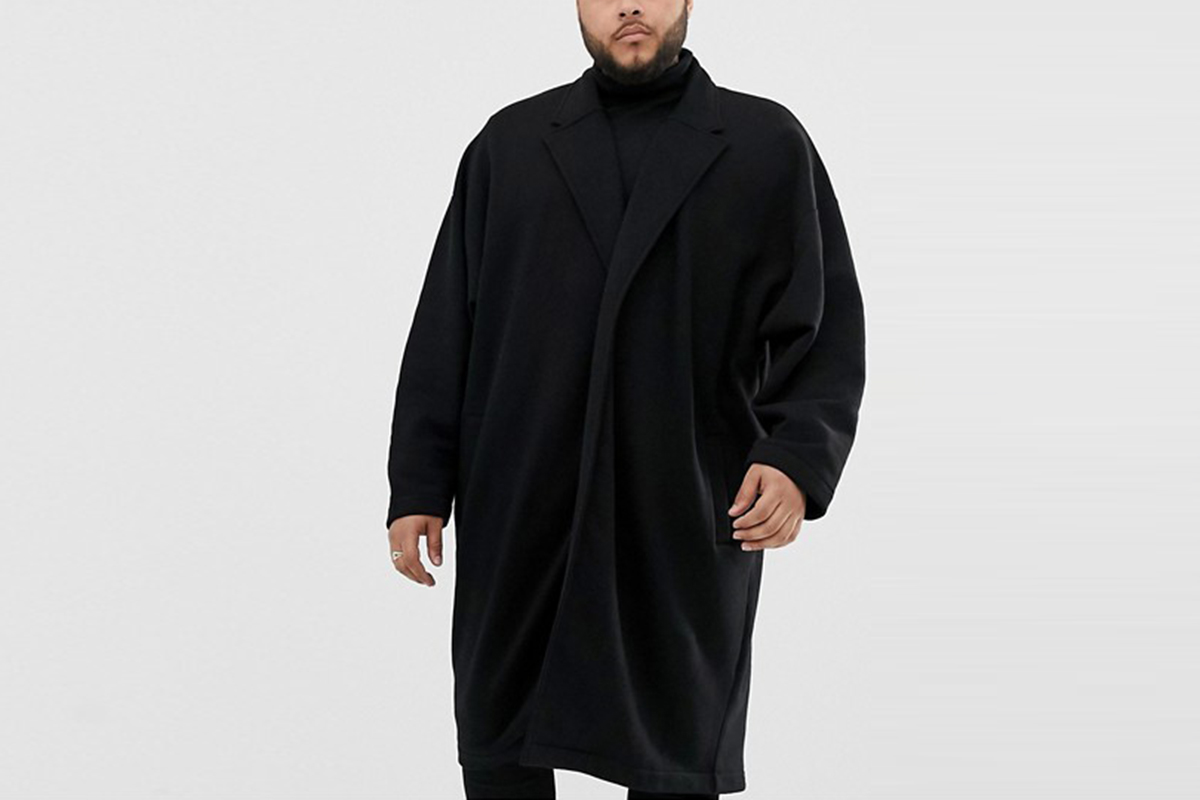 PLUS Extreme Oversized Duster Jacket