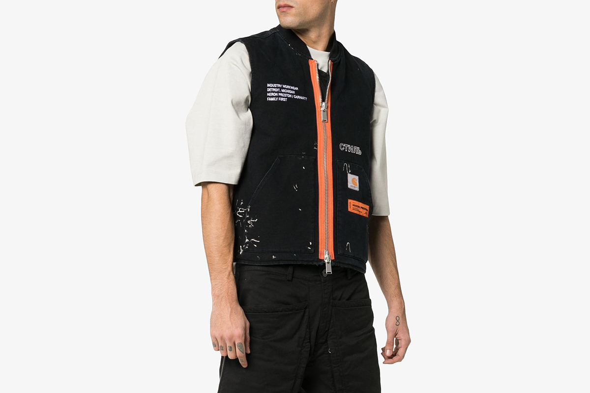 Sleeveless Bomber Jacker