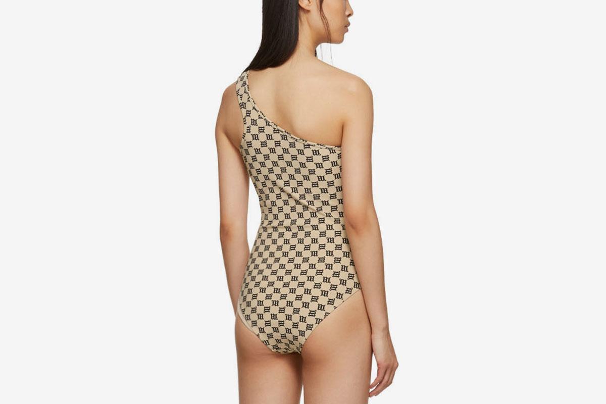 Monogram Swimsuit