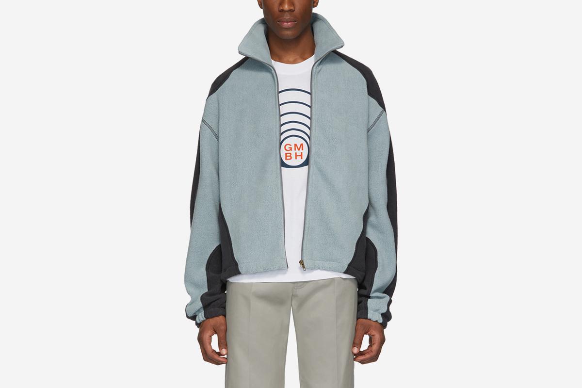 Organic Fleece Yaan Jacket