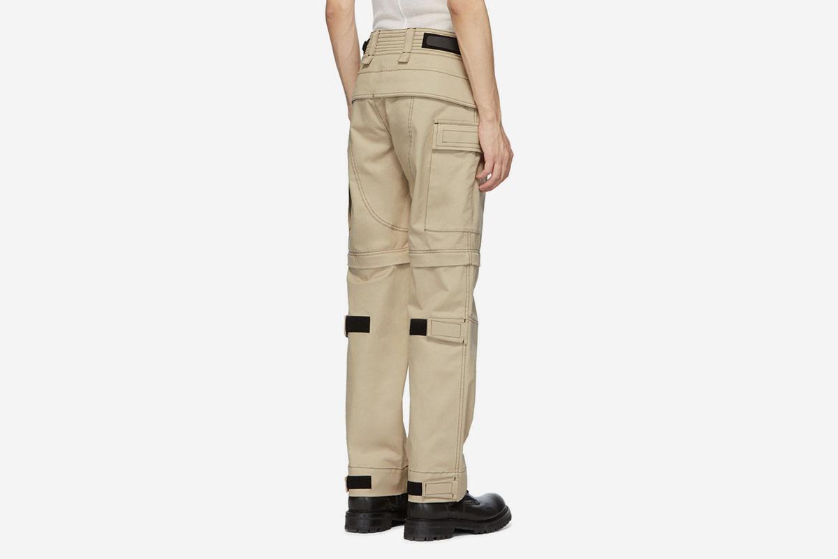 Zip-Off Tactical Cargo Pants